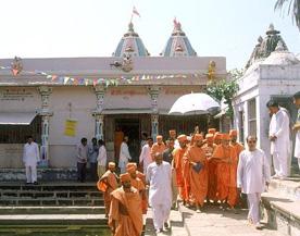 Bindusarovar Kund-Pramukh Swami